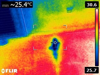 Thermal camera survey Spain