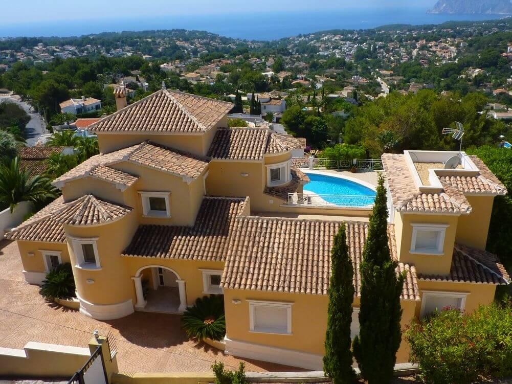 villa surveys spain
