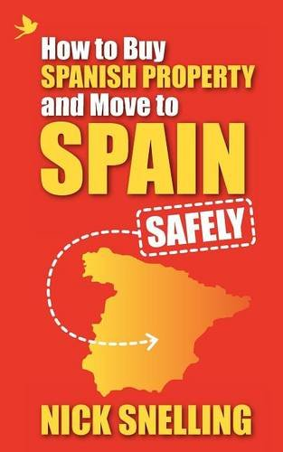 Move to Spain book cover